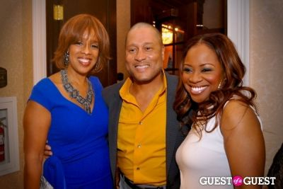 gayle king in People/TIME WHCD Party