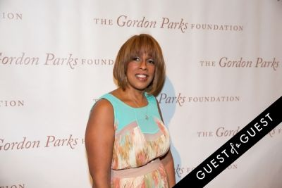 gayle king in Gordon Parks Foundation Awards 2014