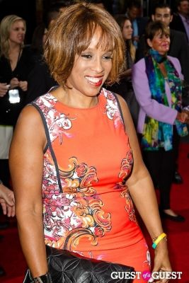 gayle king in The Butler NYC Premiere