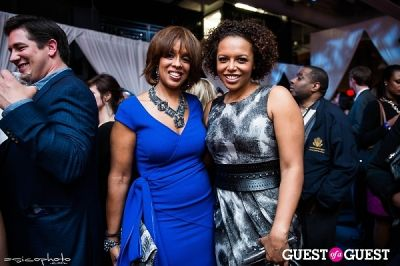 gayle king in Making News Party