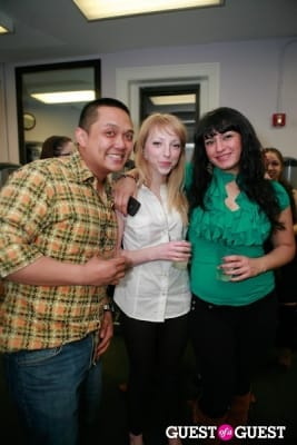 geffrey yabes in Method Gym Cinco De Mayo Party