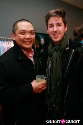nathan kovach in VandM's Vintage Fashion Soiree