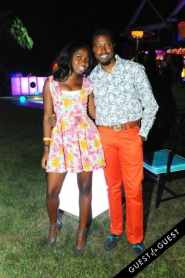 gemma thomas in Ivy Connect Presents: Hamptons Summer Soiree to benefit Building Blocks for Change presented by Cadillac