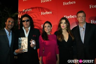 khloe kardashian in Forbes Celeb 100 event: The Entrepreneur Behind the Icon