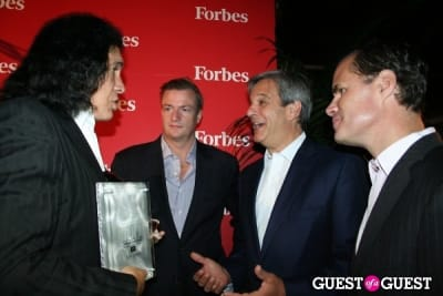 mike perlis in Forbes Celeb 100 event: The Entrepreneur Behind the Icon