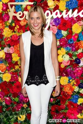 genevieve bahrenburg in Ferragamo Celebrates The Launch of L'Icona