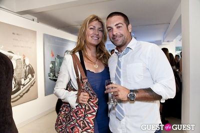 genevieve gorder in Auto Portrait Solo Exhibition at 25CPW Gallery