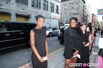 genevieve jones in I.N.C Fall 2011 Launch Party