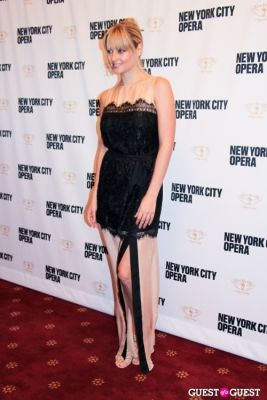 genevieve morton in New York City Opera Spring Gala 2013