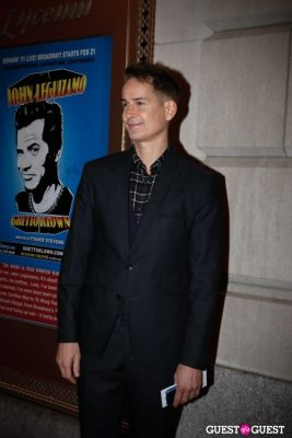 geoffrey nauffts in John Leguizamo's Ghetto Klown - Opening 