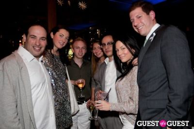 "george bergamo in Cancer Research Institute Young Philanthropists ""Night in White"""