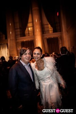 george condo in New Museum's Spring Gala