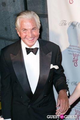 george hamilton in Gabrielle's Angel Foundation Hosts Angel Ball 2012
