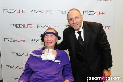 george mazareas in The 2013 Prize4Life Gala