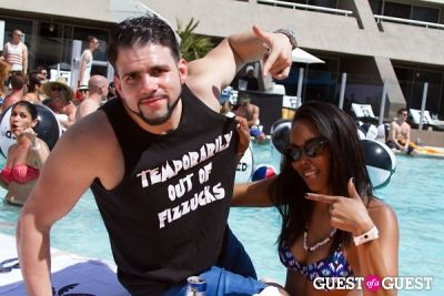 george ramirez in Coachella: LED Day Club at the Hard Rock Hotel