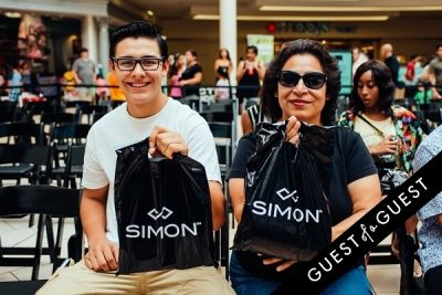 george rauda in Back-to-School and the ABC's of Style with Teen Vogue and The Shops at Montebello