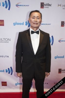 george takei in 25th Annual GLAAD Media Awards