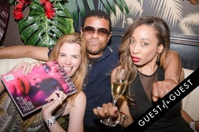 george wayne in The Untitled Magazine Legendary Issue Launch Party