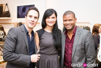 george weisgerber in Equinox & Rebecca Taylor Holiday Preview to support Strides Against Breast Cancer