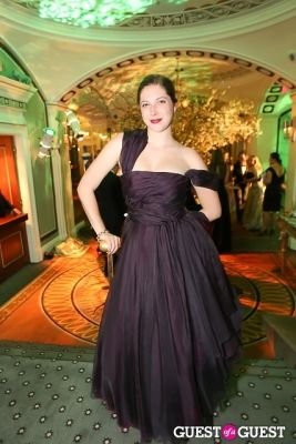 georgia ford in Save Venice Enchanted Garden Ball