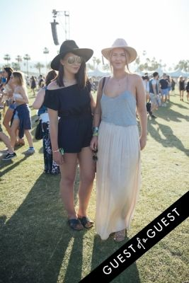 megan o-shea in Coachella Festival 2015 Weekend 2 Day 1