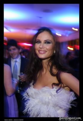 georgina chapman in Music Unites and Young Patrons of Lincoln Center Honor Mark Ronson