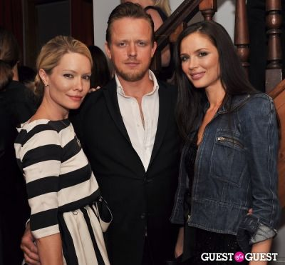 georgina chapman in MAY 13 Films movie launch party