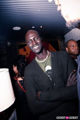 ger duany in Cocody Productions and Africa.com Host Afrohop Event Series at Smyth Hotel