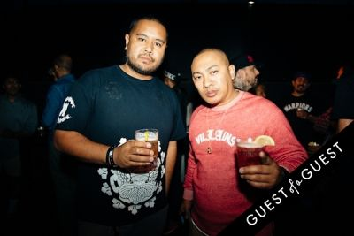 big cuzz in Hennessy V.S. presents SSUR Los Angeles