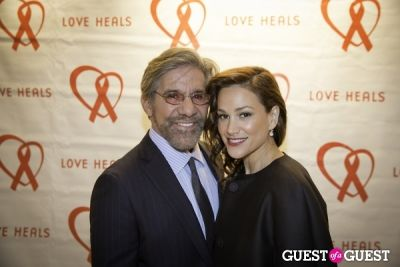 geraldo rivera in Love Heals Gala 2014