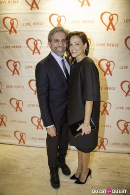 erica rivera in Love Heals Gala 2014