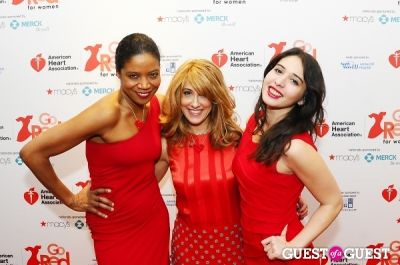 dr. suzanne-steinbaum in The 2013 American Heart Association New York City Go Red For Women Luncheon