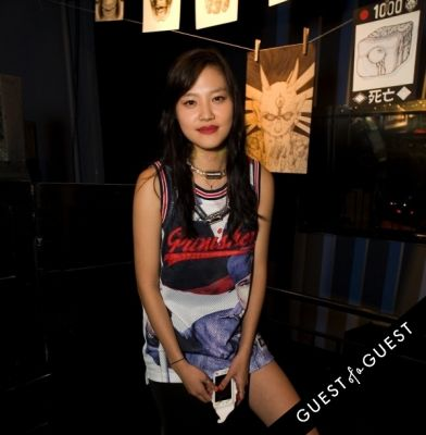 gia seo in THANKYOU Curated by Gia Seo