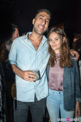 gian mazcoyr in Oliver Theyskens Theory After Party