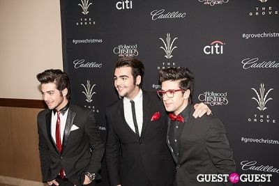 ignazio boschetto in The Grove's 11th Annual Christmas Tree Lighting Spectacular Presented by Citi