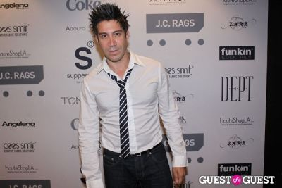 gianni capaldi in THV PR and Angeleno magazine presents Fashion Night @ SupperClub