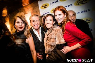 gianni russo in Serafina Flagship Opening Party