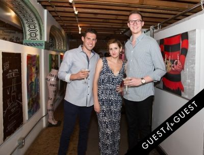 joey franklin in Hollywood Stars for a Cause at LAB ART
