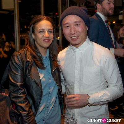 andrew yung in Whisp Launch Party