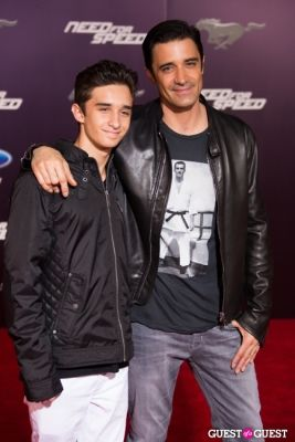 georges marini in U.S. Premiere Of Dreamworks Pictures