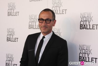 gilles mendel in New York City Ballet Spring Gala
