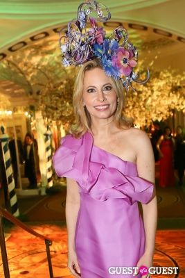 gillian miniter in Save Venice Enchanted Garden Ball