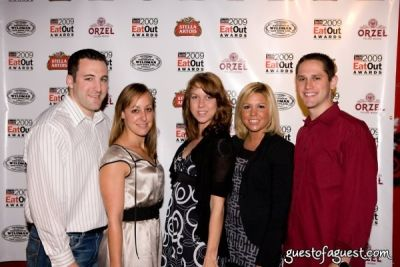 gina bastiani in NY Time Out's Eat Out Awards