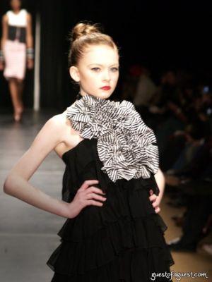 gina cattanach in Brooklyn Fashion Friday Show