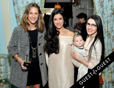 gina dipietro in Monica + Andy Baby Brand Celebrates Launch of