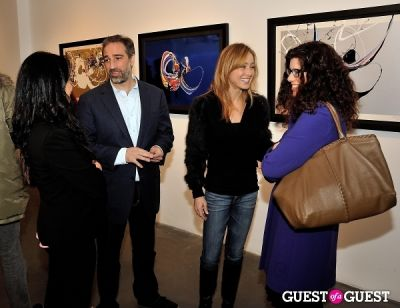 sheila prakeh-blum in COLOR or COLOUR Exhibition Opening