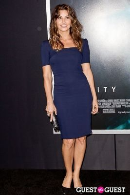 gina gershon in New York Movie Premiere of GRAVITY