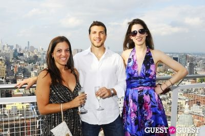 gina manzo in IvyConnect Presents: A Private Sunset Cocktail Reception