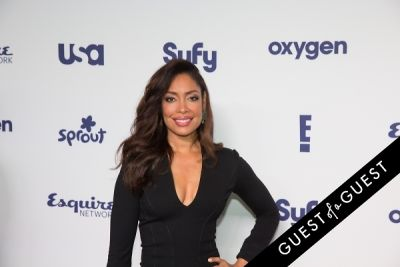gina torres in NBCUniversal Cable Entertainment Upfront