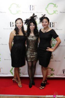ginji wang in The 4th Annual American Ballet Theatre Junior Turnout Fundraiser